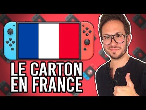 Nintendo : une année record en France, malgré les gilets jaunes ! Explications...