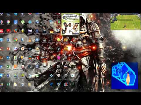 Descargar  Virtua Tennis 2009 Full PARA PC (TORRENT) +Instalación