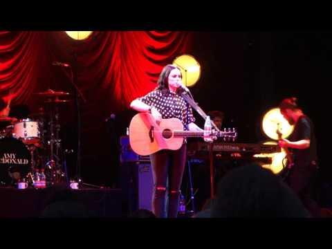 Amy McDonald live @ Zitadelle Mainz - Automatic