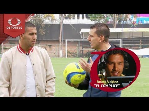 Bruno Valdez le juega broma a Cecilio Domínguez | Fuera de la Jugada | Televisa Deportes