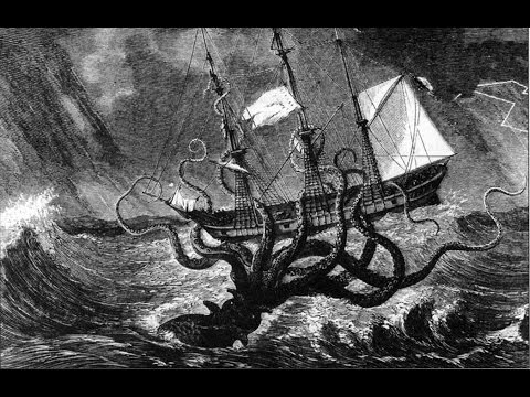 Monsters of the Sea - History's Mysteries