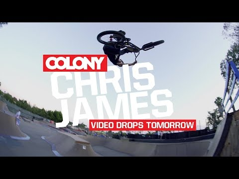 Tomorrow we've got a video dropping of Chris James Blasting around Southern California for a couple weeks, here's a little teaser for it! Thanks for watching ...