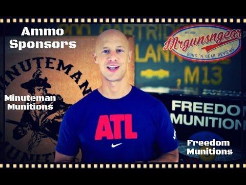 Mrgunsngear Channel Ammo Sponsors: Minuteman Munitions & Freedom Munitions