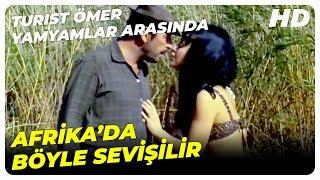 Turist Ömer Yamyamlar Arasında - Beyaz Panter, Ömerin Hayatını Kurtardı  Türk Komedi Filmi