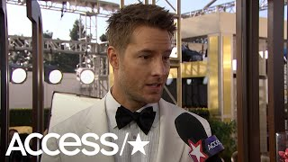 Justin Hartley Says The Return Of 'This Is Us' Is Just Around The Corner | Access