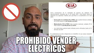 No quieren vender eléctricos antes de 2020 ➡️ os explico por qué