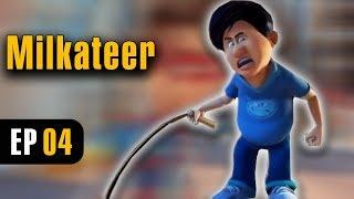 Milkateer's Episode 4 - Cartoon Central | TG1
