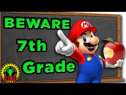 Mario Maker: Your 7th Grade NIGHTMARE!