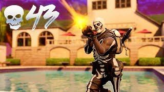**43 KILL SQUAD GAME!!** - SoaR Sunday Tournament Fortnite Full Gameplay