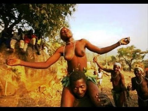 Women of the Koma tribe at Cameroon - Documentary Films
