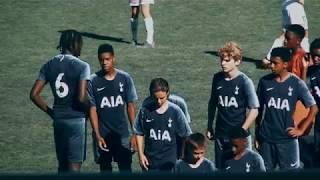 Tottenham Hotspur u16 vs Latvia u16
