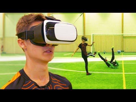 VR-FOTBOLL! | RANDOM FOOTBALL