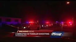 Arrests made in fatal shooting of child