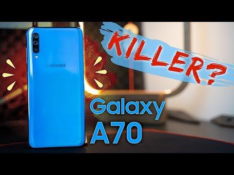Galaxy A70 📱