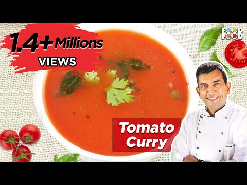 Tamatar Ki Kadhi - Sanjeev Kapoor's Kitchen Travel Video