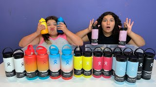 Don't Choose the Wrong Hydro Flask Slime Challenge