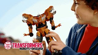 Transformers: Age Of Extinction Toys | Transformers Movie Collection Toys TV Commercial