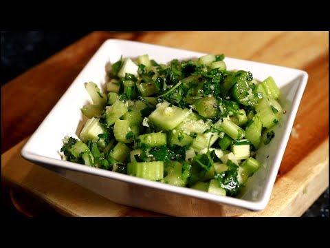 How To Chop Celery Quickly How To Chop Celery Stalks The Smart Way Youtube