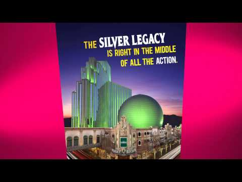 Visit Silver Legacy This Summer!