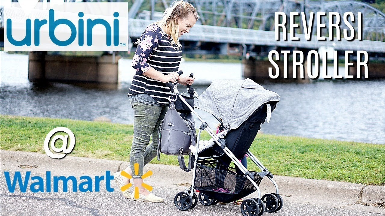 Urbini Reversi Stroller Review Demo The Best Compact Inexpensive Stroller