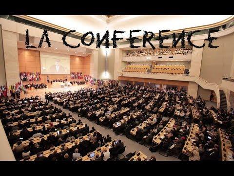 [CREEPYPASTA FR] la conference (HISTOIRE D HORREUR INEDITE)