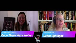 Ep 70 Charlotte McConaghy: OΝCE THERE WERE WOLVES