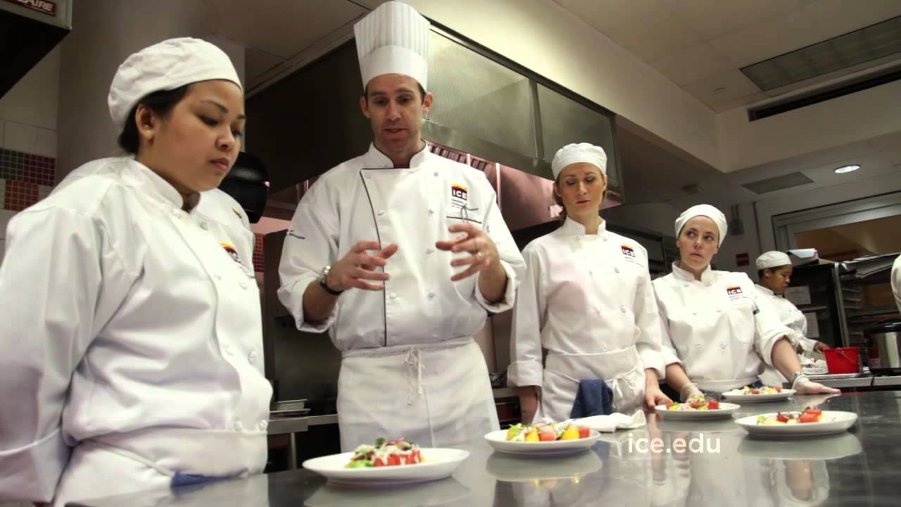 School Of Culinary Arts Youtube