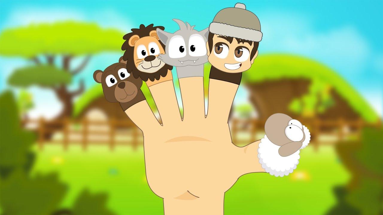Learn Finger Names In English For Kids تعلم اسماء الأصابع باللغة الإنجليزية للأطفال Youtube