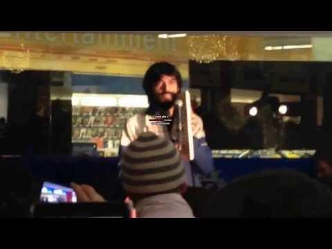 """Gino Fastidio alle """"Porte di Napoli"""" 29/11/13"""