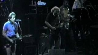 Grateful Dead - Black Throated Wind - 9/10/91