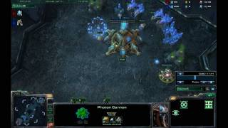 StarCraft 2 Double Cheese - BravoTango vs. Moth