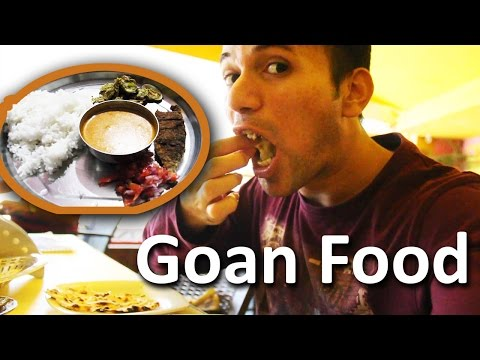 Goa (part 2/3): Food tour | Travelling India