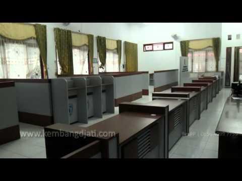 Meja Resepsionis | Meja CS Customer Service | Meja Kantor | Furniture Kantor | 081390840100