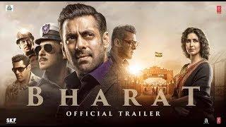 Bharat movie trailer release; Bharat film trailer review; Salman Khan, Katrina Kaif भारत ट्रेलर
