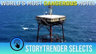 The world's 'most dangerous hotel'