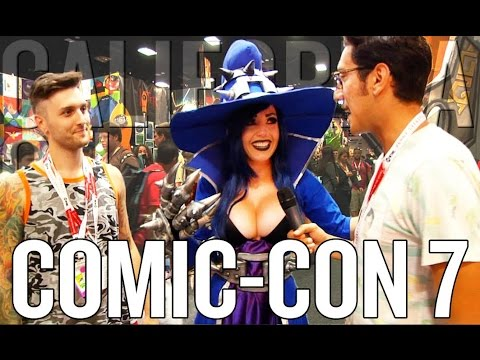 California On Comic-Con 7