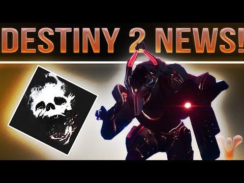 Huge Destiny 2 News Roundup! (FARM TOUR...
