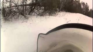 погоня за косулей на снегоходе(, 2013-01-23T15:16:48.000Z)