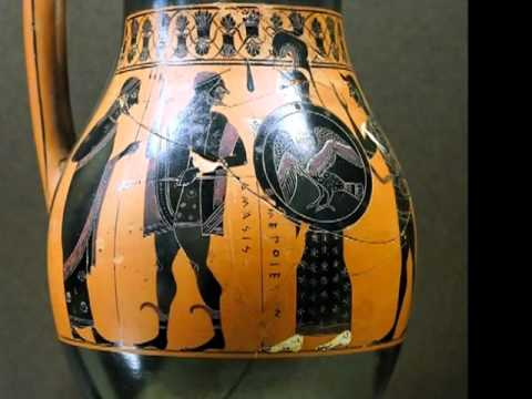 Ancient Greek Pottery - AdamA