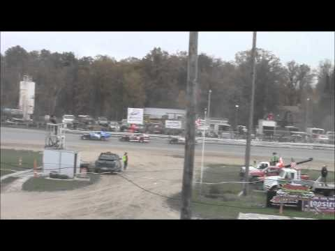 2014 Bemidji Speedway Paul Bunyan Stampede Midwest Modified Feature Sunday