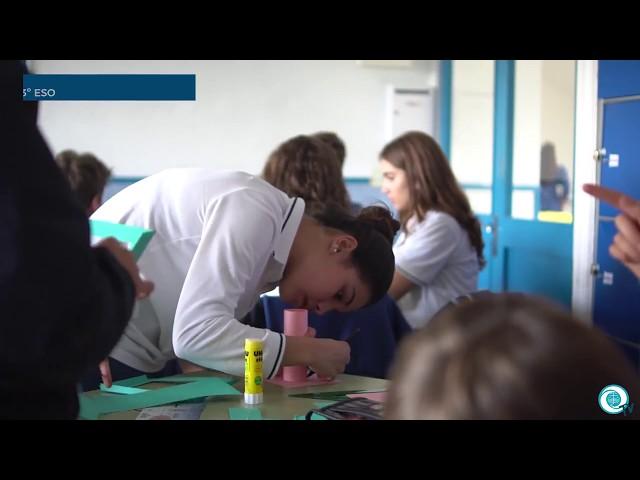 Resumen Proyectos Ed. Secundaria - BAC (2º Trimestre) - SancaTV