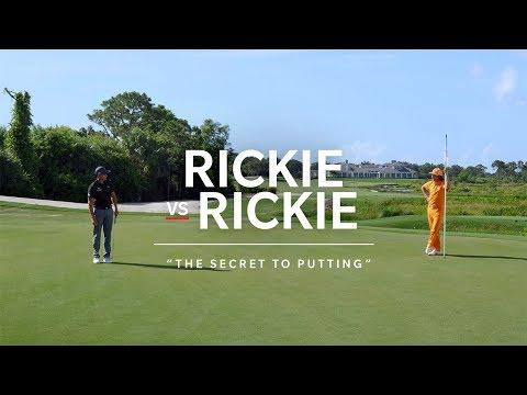 Rickie vs. Rickie: The Secret to Putting