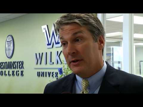 Dr. Patrick F. Leahy Interview - Wilkes Mesa Grand Opening