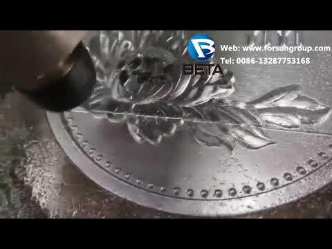 BetaCNC Aluminum engraving cnc router machine for sale