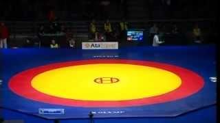 European Wrestling Senior Championship 2012 (UKR-AZE Final 3-5)