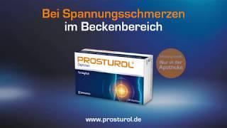 Prosturol® - bei nicht-bakterieller Prostatitis | Teaser