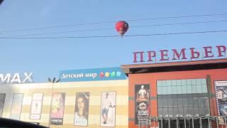 Небо России.Рязань .