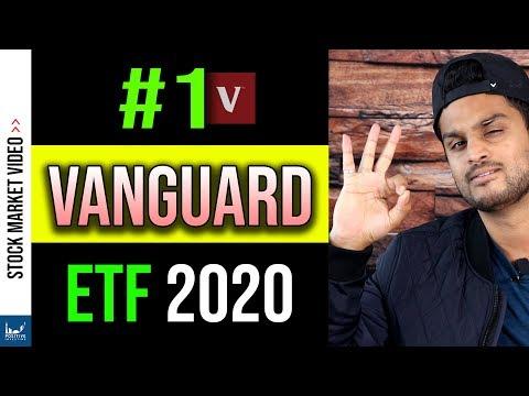 The Best Vanguard Index Fund ETF For 2020