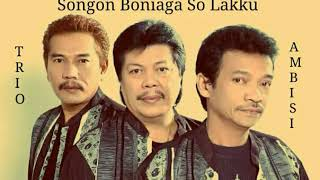 Video Songon Boniaga So Lakku - Trio Ambisi [Lagu Batak Nostalgia, Lagu Batak Populer] download MP3, 3GP, MP4, WEBM, AVI, FLV Agustus 2018
