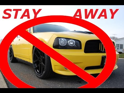 DONT Buy a V6 Charger!